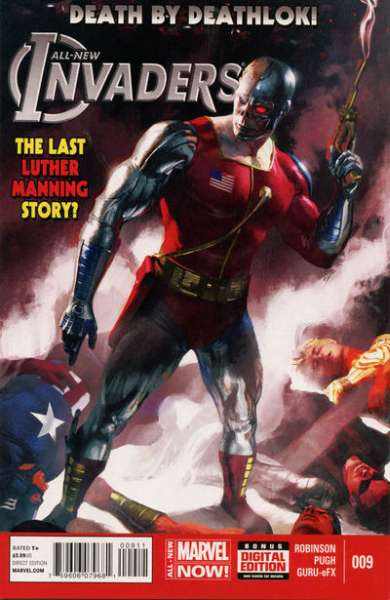 All-New Invaders #9 comic books for sale