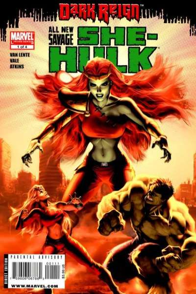 All-New Savage She-Hulk  comic books