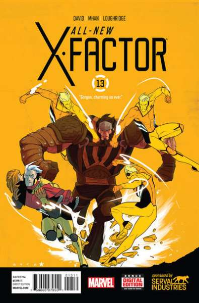 All-New X-Factor #13 comic books for sale