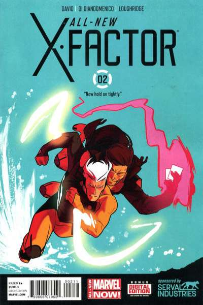 All-New X-Factor #2 comic books for sale