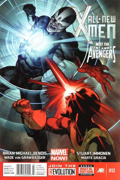 All-New X-Men #12 comic books for sale