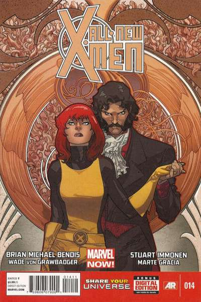 All-New X-Men #14 Comic Books - Covers, Scans, Photos  in All-New X-Men Comic Books - Covers, Scans, Gallery