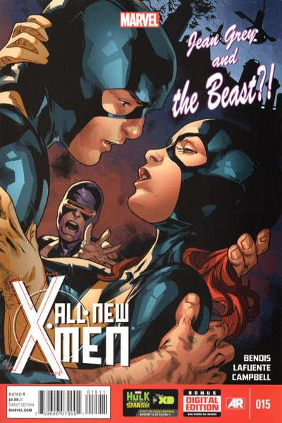 All-New X-Men #15 comic books for sale