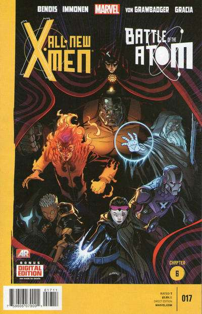 All-New X-Men #17 comic books for sale
