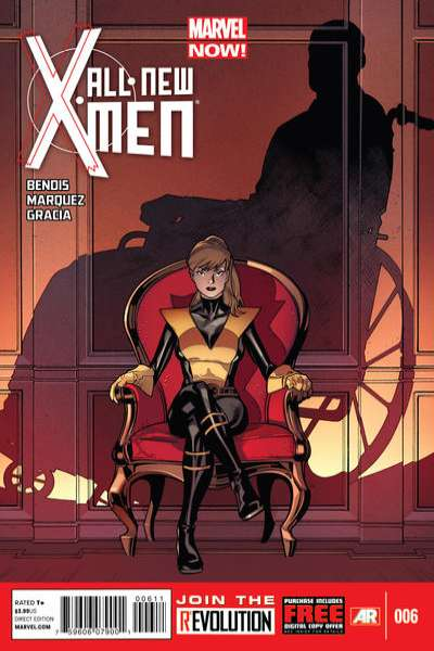 All-New X-Men #6 Comic Books - Covers, Scans, Photos  in All-New X-Men Comic Books - Covers, Scans, Gallery