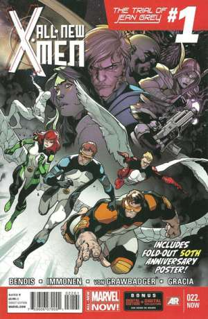 All-New X-Men #22 Comic Books - Covers, Scans, Photos  in All-New X-Men Comic Books - Covers, Scans, Gallery