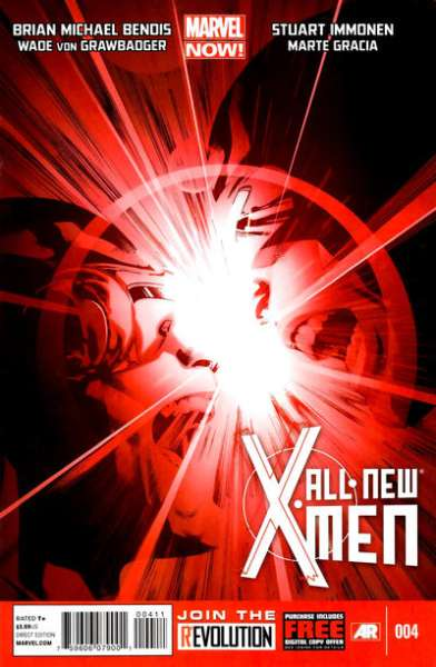 All-New X-Men #4 Comic Books - Covers, Scans, Photos  in All-New X-Men Comic Books - Covers, Scans, Gallery