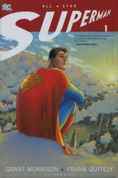 All-Star Superman - Hardcover comic books
