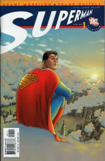 All-Star Superman  comic books