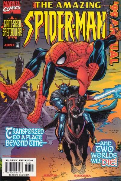 Amazing Spider-Man #1999 comic books for sale