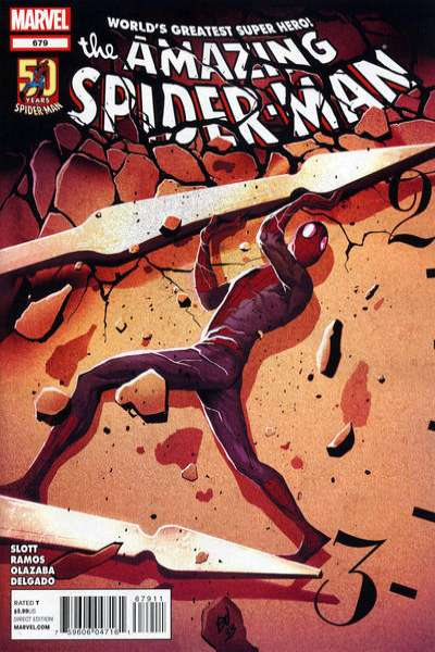 Amazing Spider-Man #679 Comic Books - Covers, Scans, Photos  in Amazing Spider-Man Comic Books - Covers, Scans, Gallery