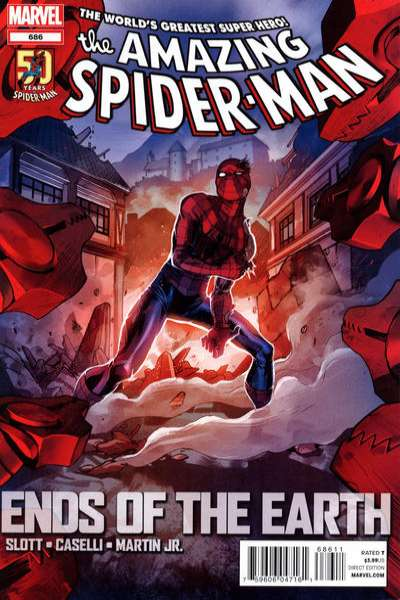 Amazing Spider-Man #686 Comic Books - Covers, Scans, Photos  in Amazing Spider-Man Comic Books - Covers, Scans, Gallery