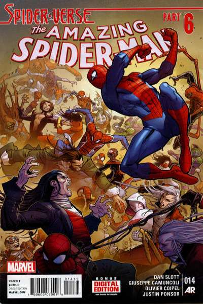 Amazing Spider-Man #14 comic books for sale