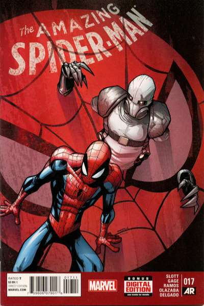 Amazing Spider-Man #17 comic books for sale