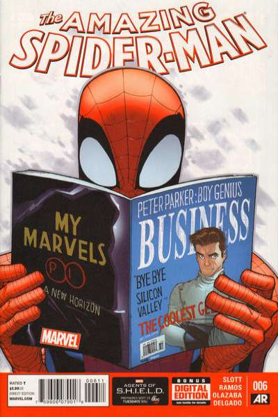 Amazing Spider-Man #6 comic books for sale