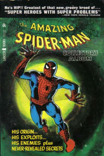 Amazing Spider-Man Collector's Album Comic Books. Amazing Spider-Man Collector's Album Comics.