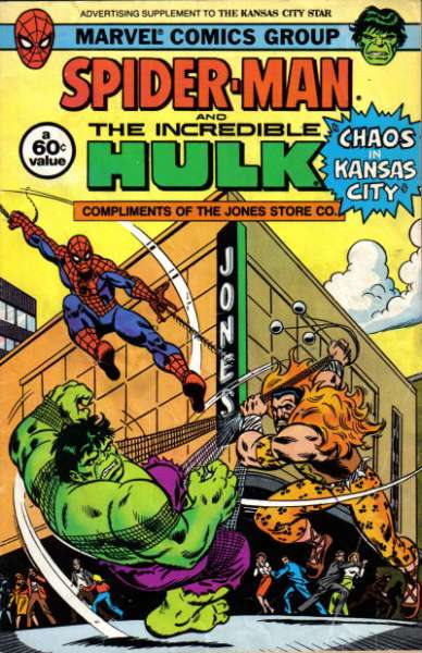 Amazing Spider-Man and the Incredible Hulk Comic Books. Amazing Spider-Man and the Incredible Hulk Comics.