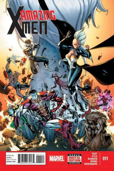 Amazing X-Men #11 comic books for sale