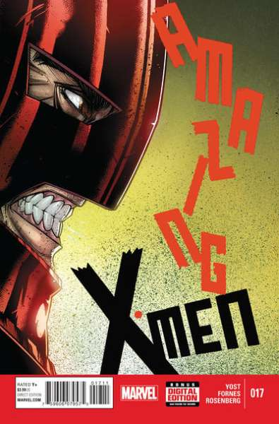 Amazing X-Men #17 comic books for sale