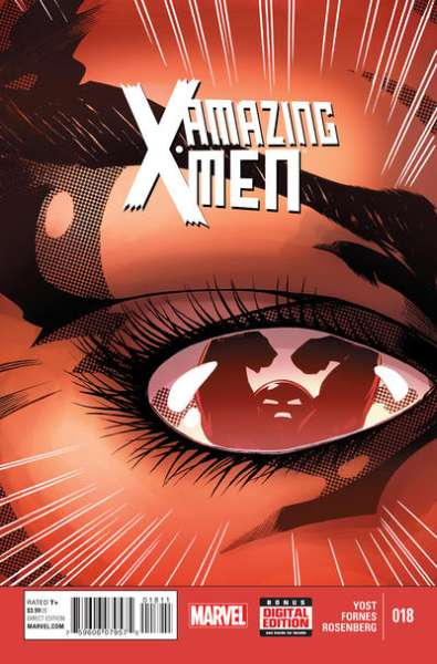 Amazing X-Men #18 comic books for sale