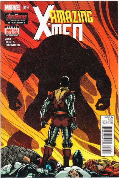 Amazing X-Men #19 comic books for sale