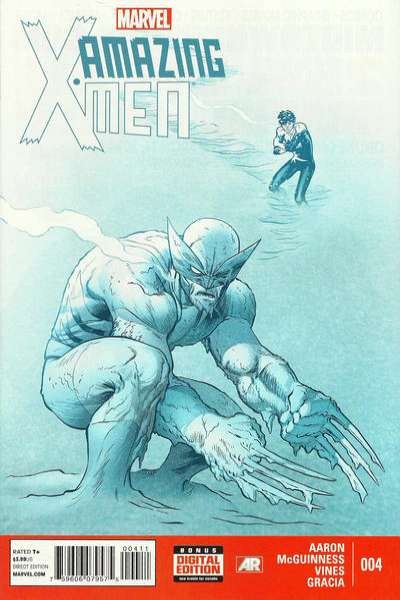 Amazing X-Men #4 comic books for sale