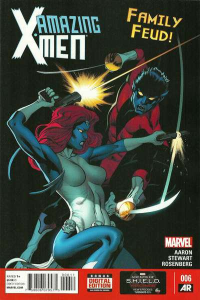 Amazing X-Men #6 comic books for sale