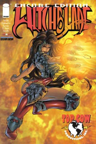 American Entertainment: Encore Edition of Witchblade #2 comic books for sale