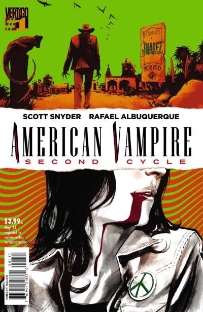 American Vampire: Second Cycle Comic Books. American Vampire: Second Cycle Comics.