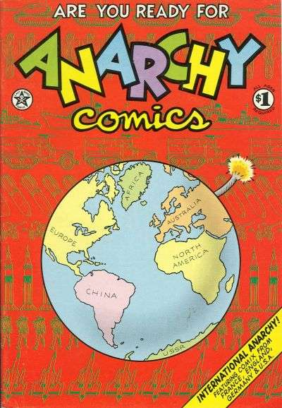Anarchy Comics Comic Books. Anarchy Comics Comics.