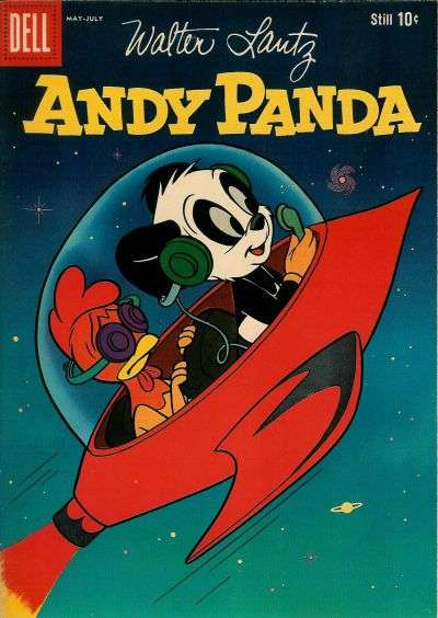 Andy Panda #50 comic books for sale