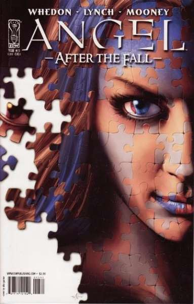 Angel: After the Fall #13 Comic Books - Covers, Scans, Photos  in Angel: After the Fall Comic Books - Covers, Scans, Gallery