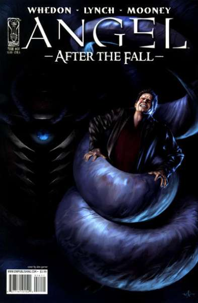 Angel: After the Fall #14 comic books - cover scans photos Angel: After the Fall #14 comic books - covers, picture gallery
