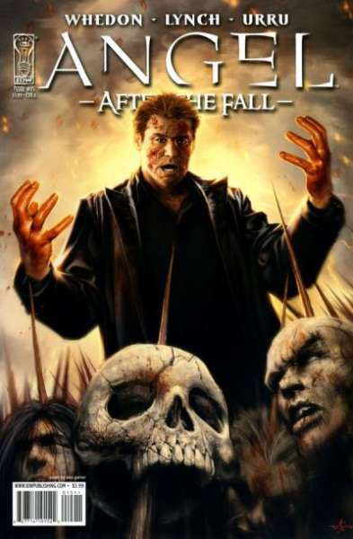 Angel: After the Fall #15 comic books for sale