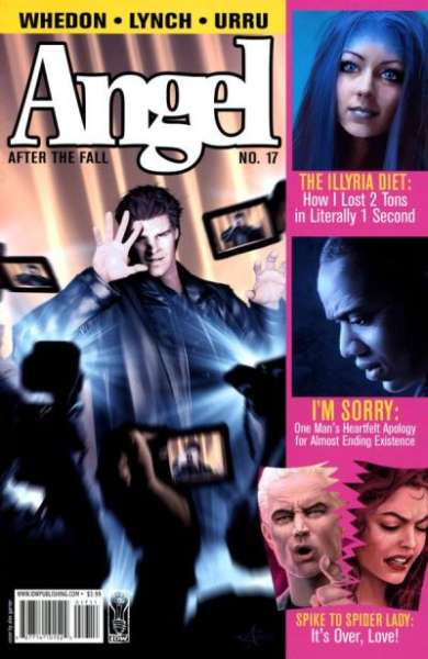 Angel: After the Fall #17 comic books for sale