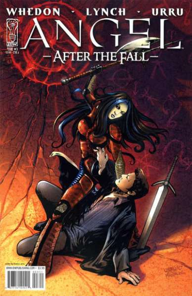 Angel: After the Fall #3 Comic Books - Covers, Scans, Photos  in Angel: After the Fall Comic Books - Covers, Scans, Gallery