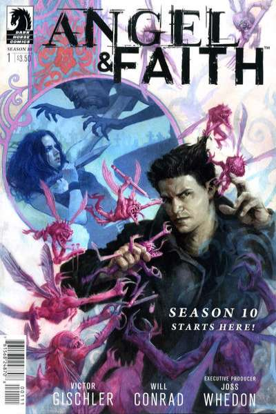 Angel & Faith: Season 10 Comic Books. Angel & Faith: Season 10 Comics.