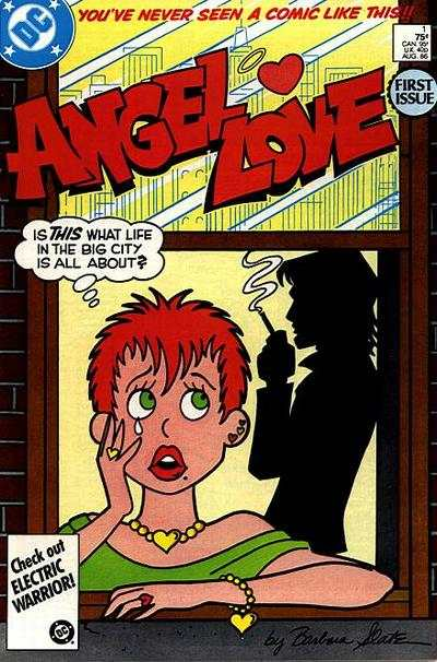 Angel Love comic books