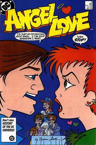 Angel Love #2 Comic Books - Covers, Scans, Photos  in Angel Love Comic Books - Covers, Scans, Gallery