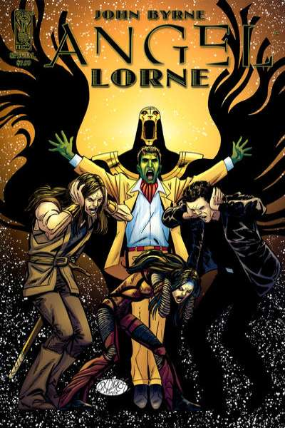 Angel Special - Lorne Comic Books. Angel Special - Lorne Comics.