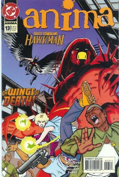 Anima #13 Comic Books - Covers, Scans, Photos  in Anima Comic Books - Covers, Scans, Gallery