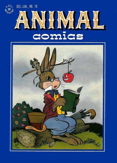 Animal Comics #18 Comic Books - Covers, Scans, Photos  in Animal Comics Comic Books - Covers, Scans, Gallery