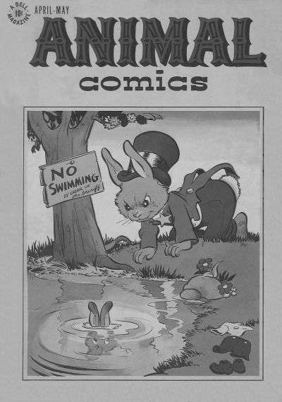 Animal Comics #20 Comic Books - Covers, Scans, Photos  in Animal Comics Comic Books - Covers, Scans, Gallery