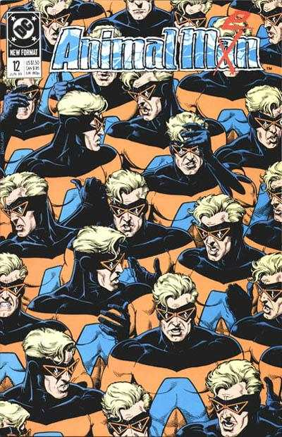 Animal Man #12 comic books for sale