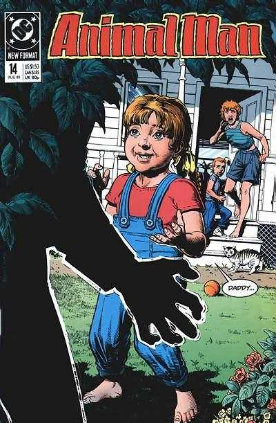 Animal Man #14 comic books - cover scans photos Animal Man #14 comic books - covers, picture gallery