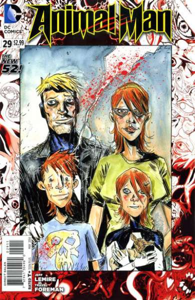 Animal Man #29 comic books for sale