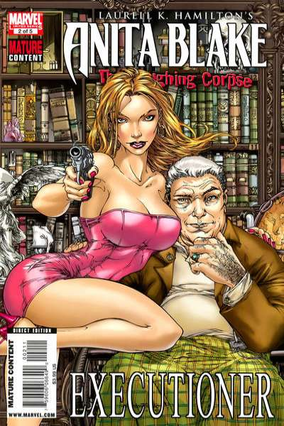 Anita Blake: The Laughing Corpse - Executioner #2 Comic Books - Covers, Scans, Photos  in Anita Blake: The Laughing Corpse - Executioner Comic Books - Covers, Scans, Gallery