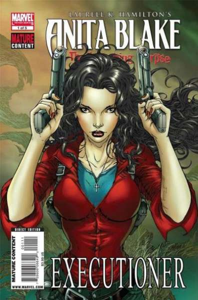 Anita Blake comic books