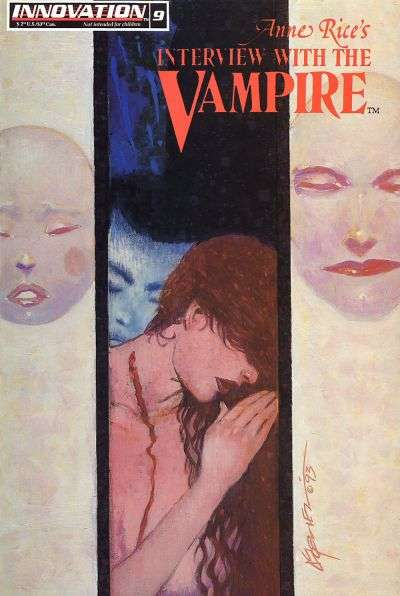 Anne Rice's Interview with the Vampire #9 Comic Books - Covers, Scans, Photos  in Anne Rice's Interview with the Vampire Comic Books - Covers, Scans, Gallery