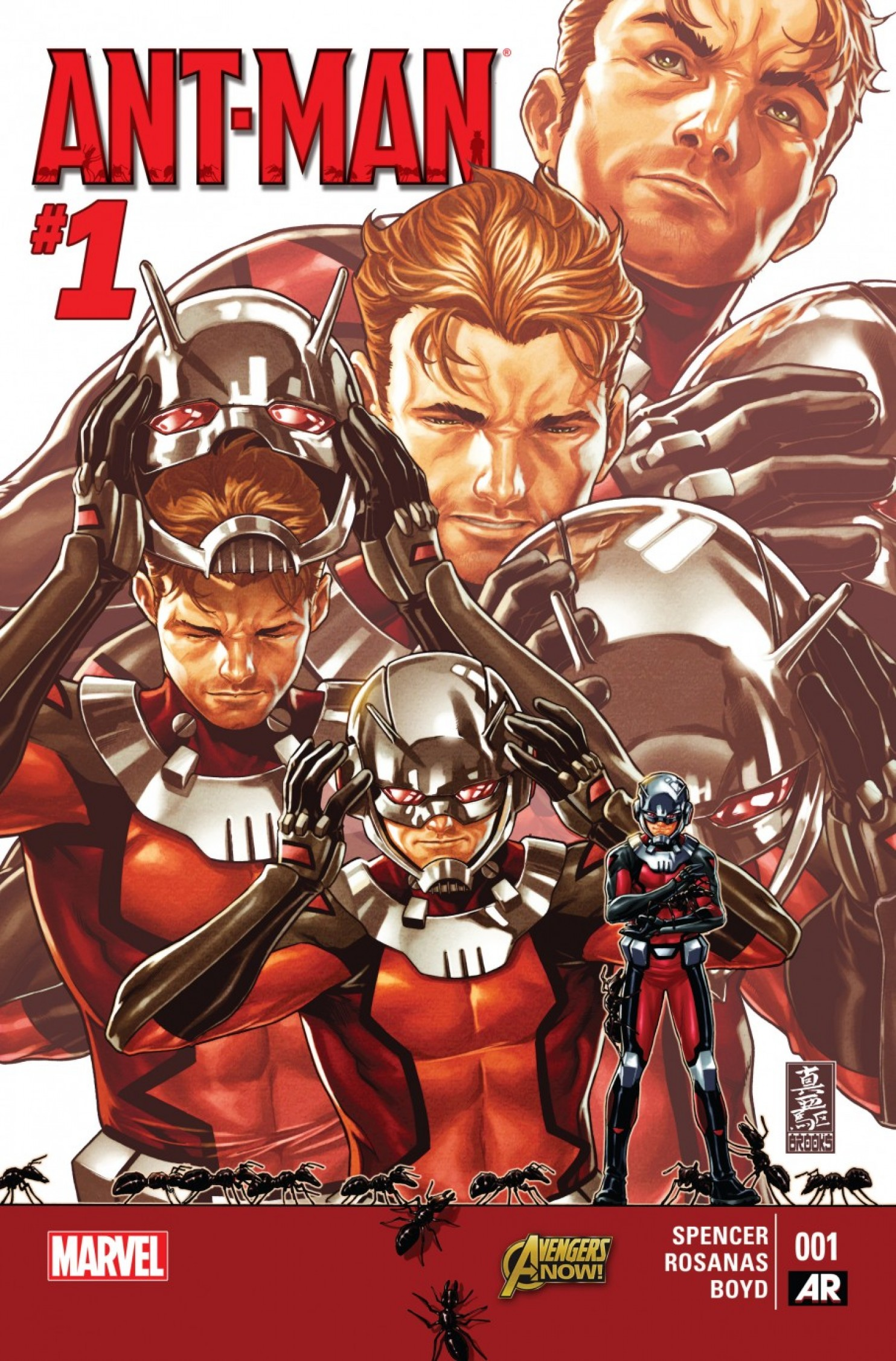Ant-Man Comic Books. Ant-Man Comics.